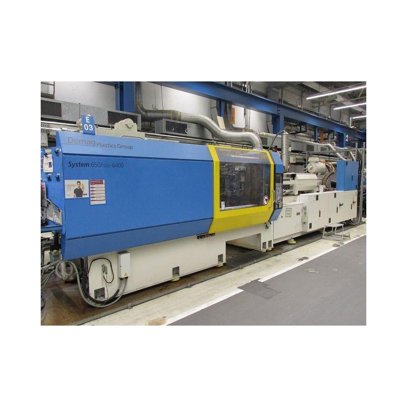 DEMAG 650T System 650/1000 ANNEE 2008