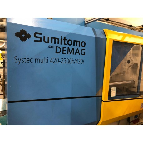 DEMAG 420T -1820 MULTI SYSTEC ANNEE 2013